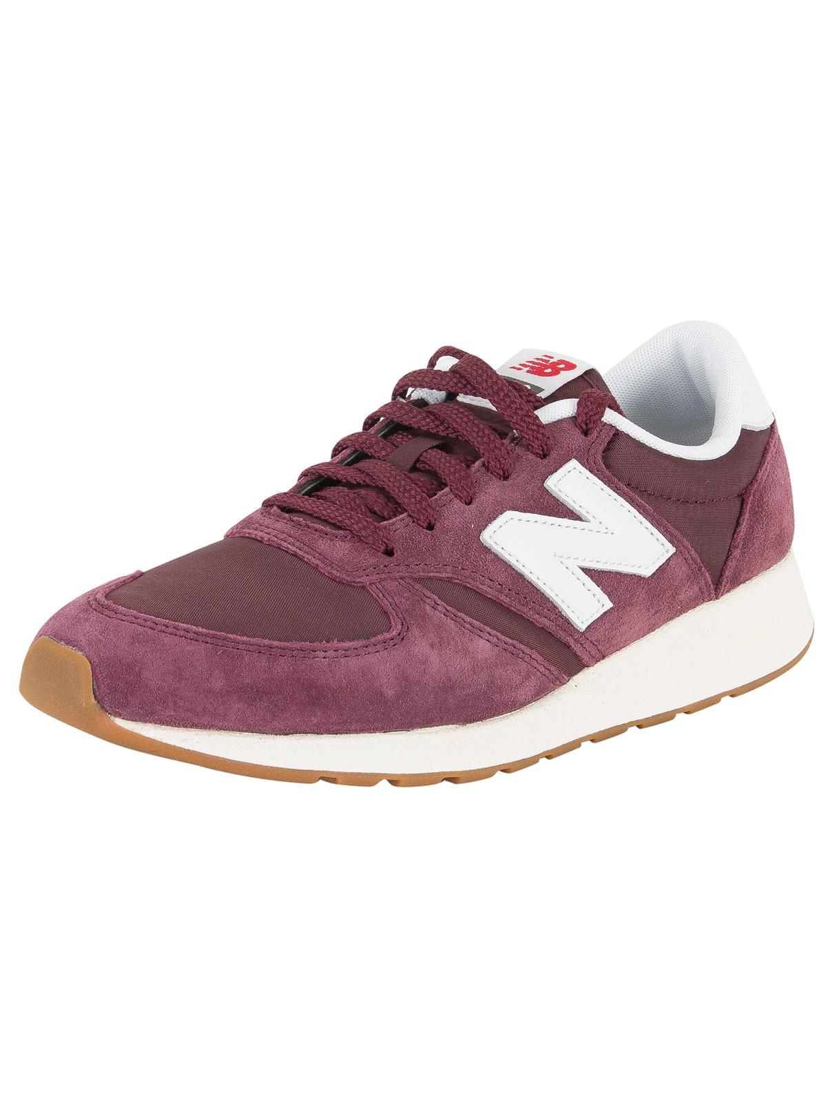 new balance red 420