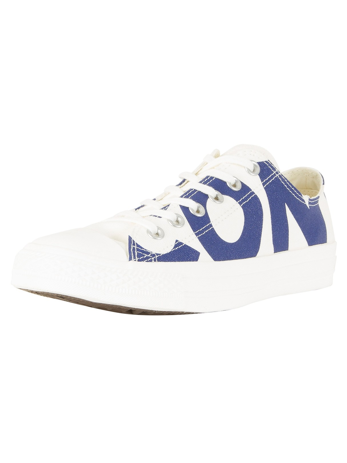 Converse Men's CT All Star OX Trainers, White