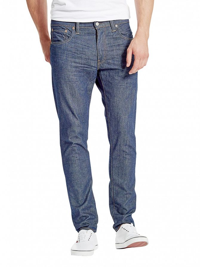 Levi's Broken Raw 520 Extreme Taper Fit Jeans