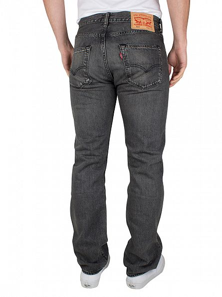 Levi's Urban Grey 501 Original Fit Jeans