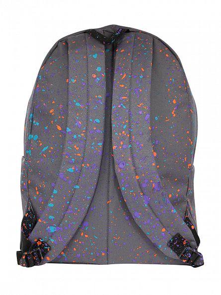 Hype Grey Primary Splat Backpack