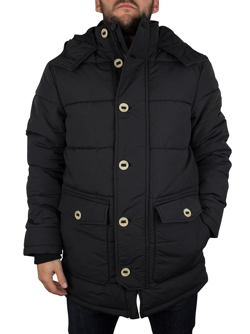 lyle scott true black highland parka jacket jk315cl 572 20656. Black Bedroom Furniture Sets. Home Design Ideas