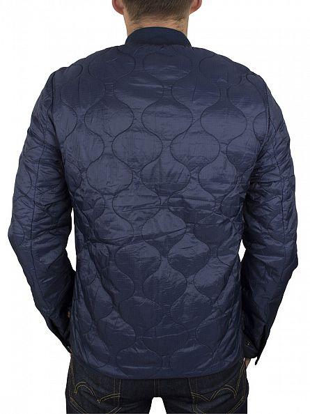 Alpha Industries Rep Blue Pack SMU Zip Jacket
