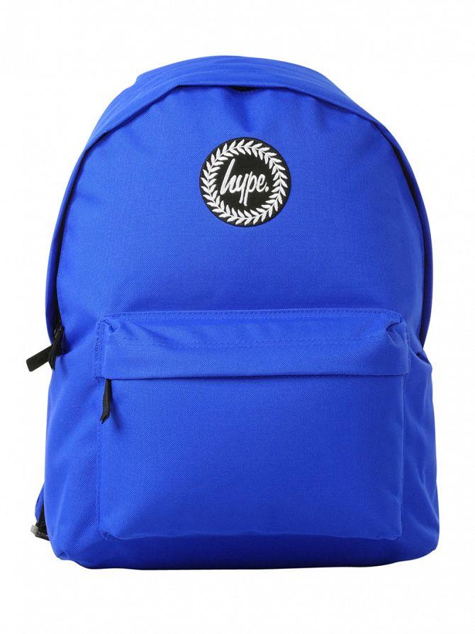 Hype Royal Blue Backpack