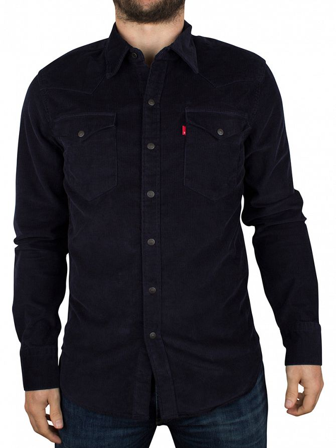 Levi's Night Sky Barstow Western Shirt
