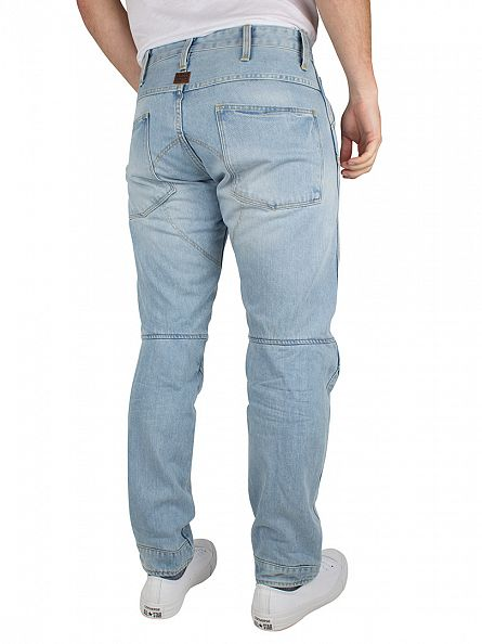 G-Star Light Aged 5620 3D Tapered Jeans