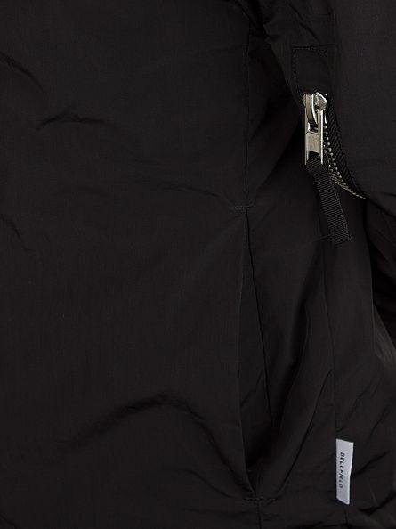 Bellfield Black Virtual Bomber Jacket