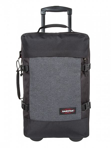 Eastpak Bloxx Noir Tranverz S Travel Wheeled Case