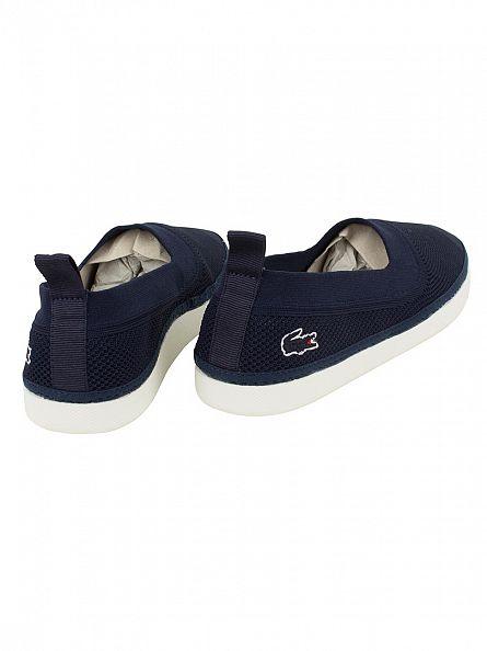 Lacoste Navy L.ydro 116 1 SPM Slip-On Shoes
