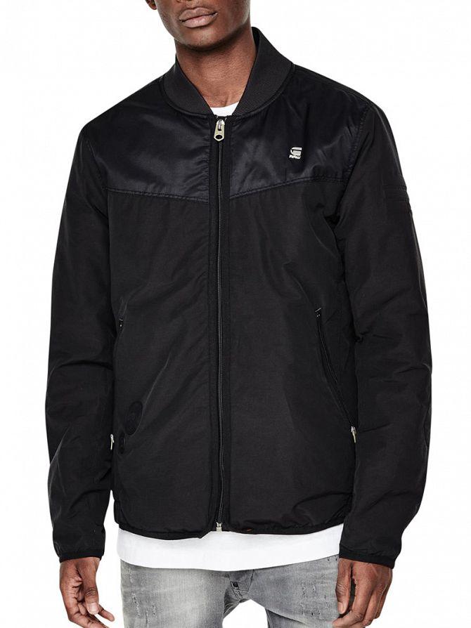 G-Star Black Setscale Overshirt Jacket
