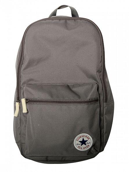 Converse Charcoal Logo Backpack