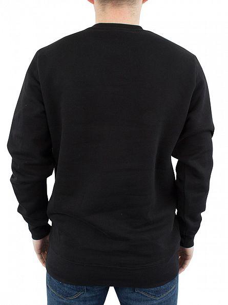 Crooks & Castles Black No 38 City Of Angels Graphic Sweatshirt