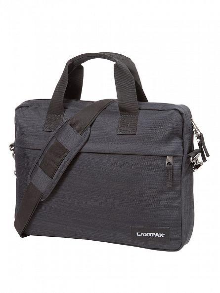 Eastpak Linked Black Queezer Laptop Bag