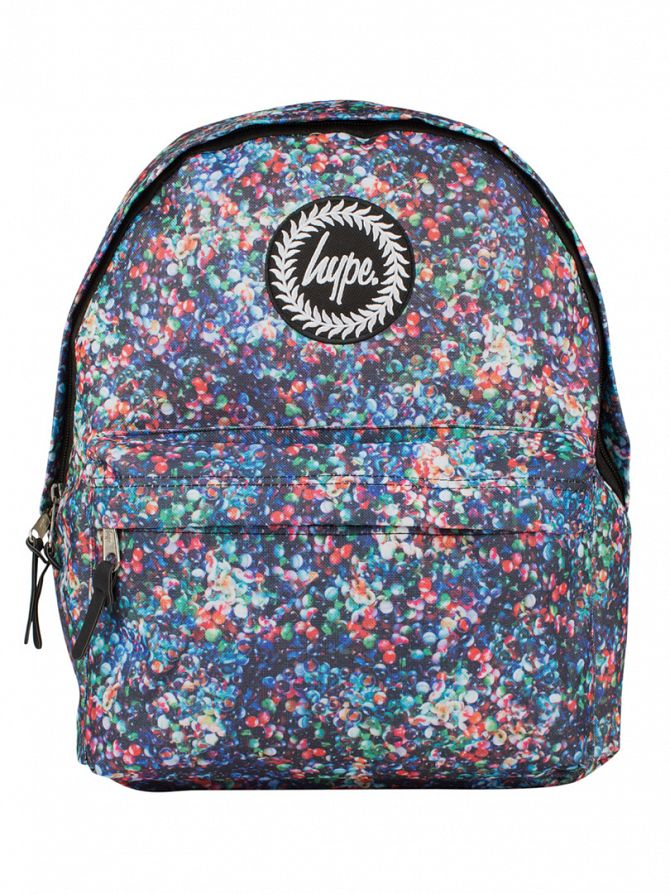 Hype Multi Glass Marble Backpack