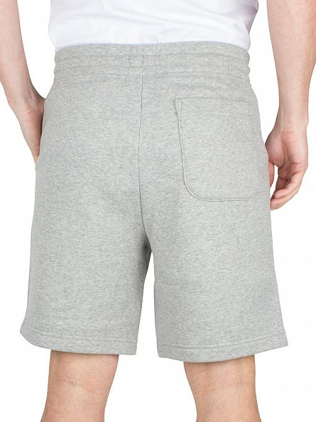Converse Vintage Grey Logo Sweat Shorts