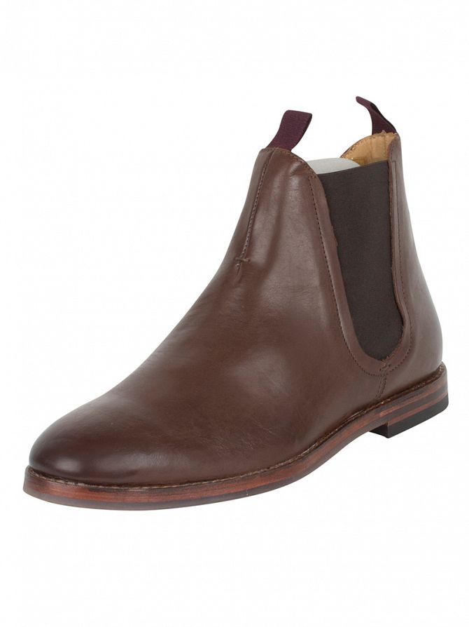 H by Hudson Brown Tamper Calf Boots
