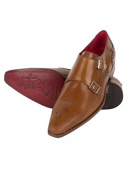 Jeffery West Tequila Tan Yardb Lille Shoes