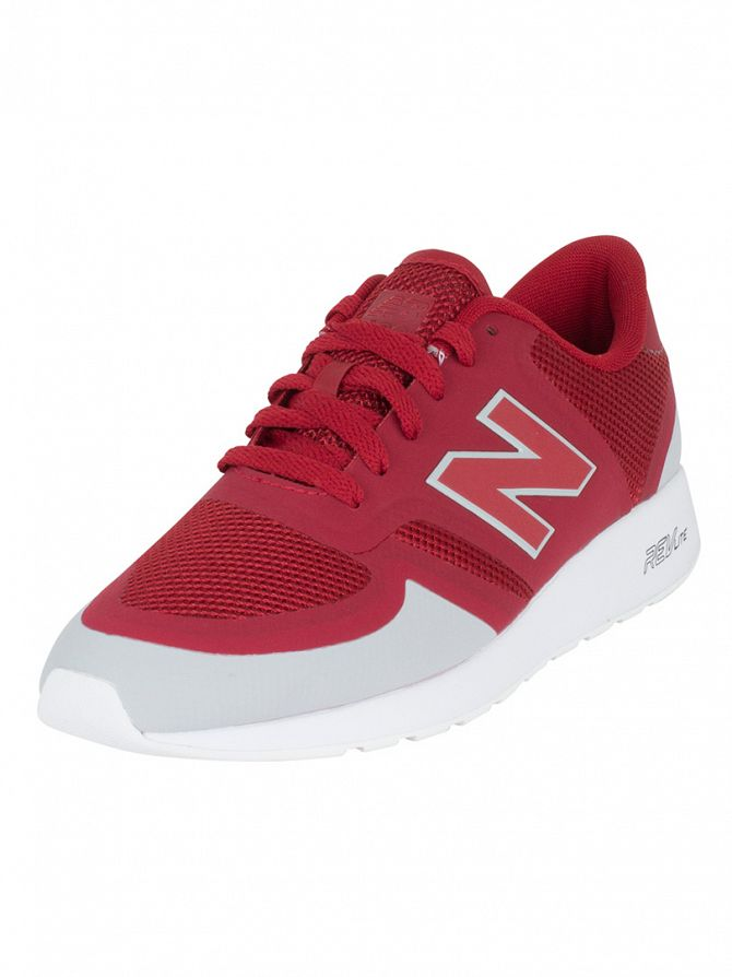 New Balance Red 420 T3 Omni Execution Trainers