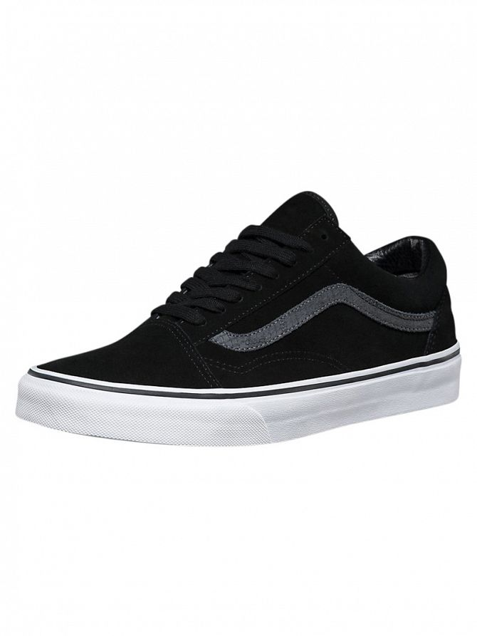 Vans Black/Tornado Old Skool Reptile Trainers
