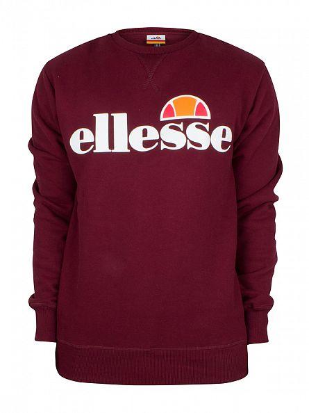 Ellesse Zinfandel Claviano Graphic Sweatshirt