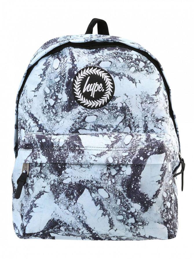Hype Multi Mono Sands Logo Backpack