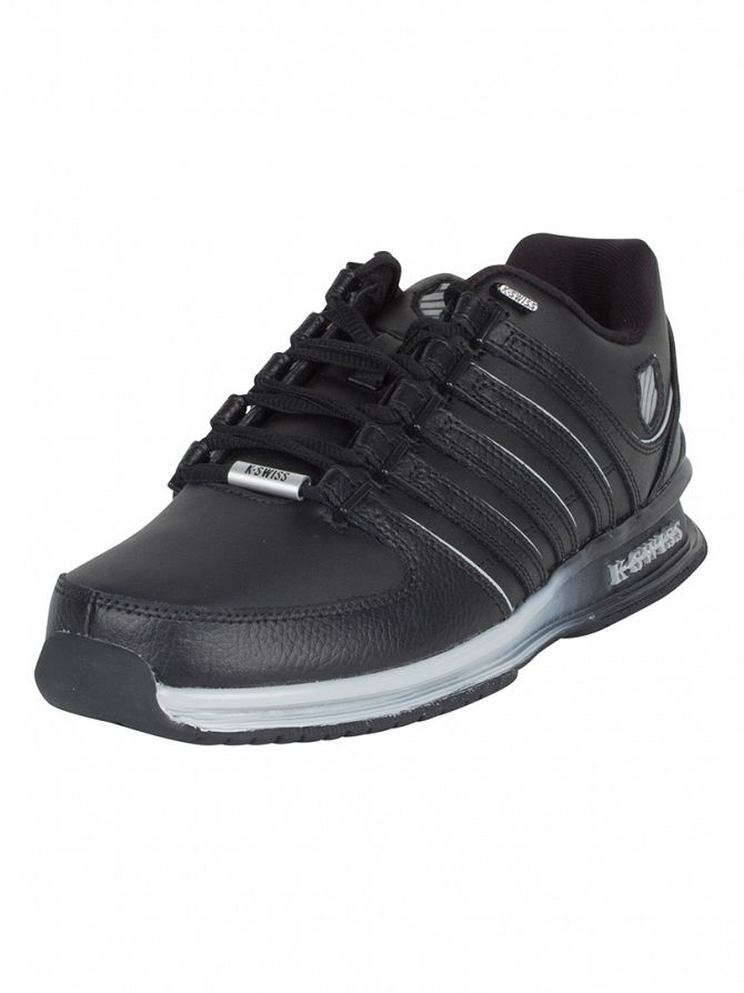 K-Swiss Black/Highrise Rinzler SP Fade Trainers