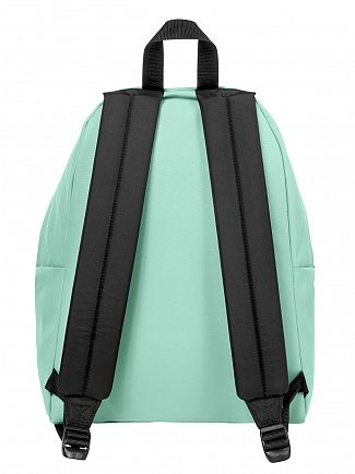 Eastpak Pop Up Aqua Padded PakR Logo Backpack