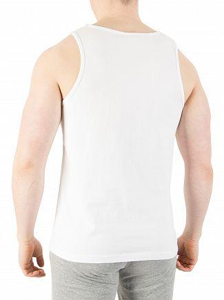 Ellesse Optic White Frattini Graphic Vest