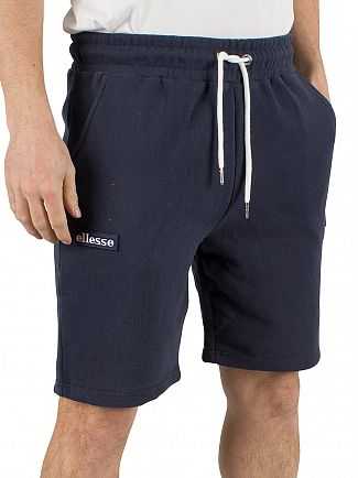 Ellesse Dress Blues Noli Fleece Logo Shorts