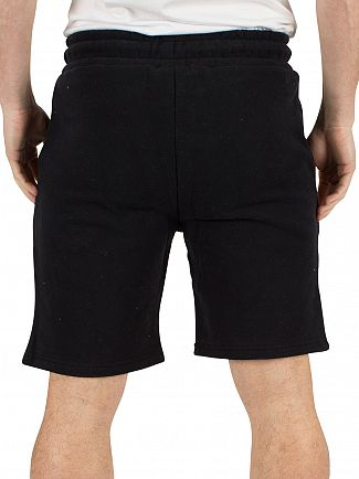 Ellesse Anthracite Noli Fleece Logo Shorts