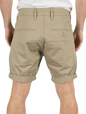 G-Star Dune Bronson Straight Fit Chino Shorts