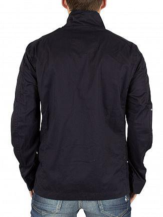 G-Star Mazarine Blue Powel DC Pocket Jacket