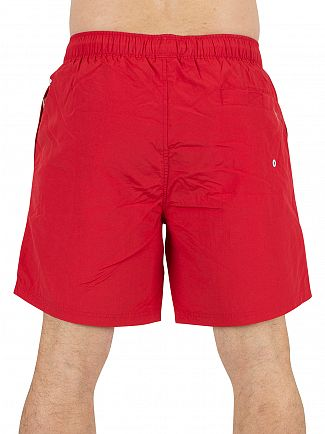 Original Penguin Samba Daddy Logo Swim Shorts