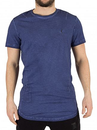 Religion Midnight Oil Wash Logo T-Shirt