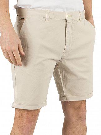 Scotch & Soda Kit Classic Dyed Chino Shorts