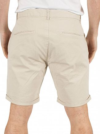 Scotch & Soda Kit Classic Dyed Chino Shorts