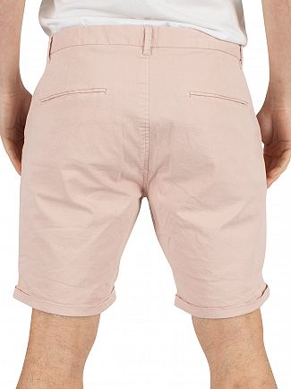 Scotch & Soda Sunset Dusk Classic Dyed Chino Shorts