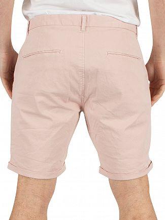 Scotch & Soda Sunset Dusk Classic Dyed Chino Shorts