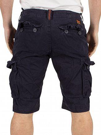 Superdry Truest Indigo Core Cargo Lite Shorts