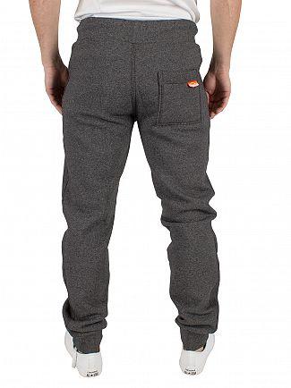 Superdry Low Light Black Grit Orange Label Slim Fit Joggers