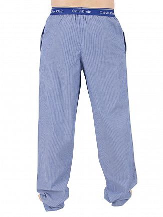 Calvin Klein Dark Midnight Yardley Stripe Logo Pyjama Bottoms