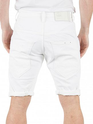 G-Star Raw Denim Arc 3D 1/2 Denim Shorts