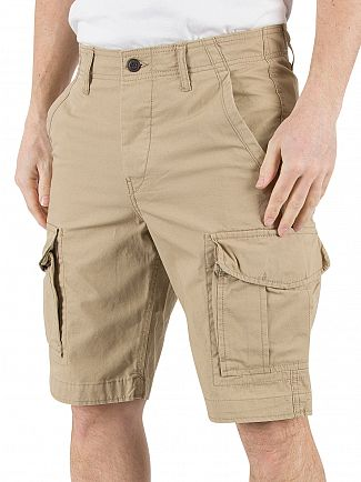 Jack & Jones Chinchilla Preston AKM 216 Comfort Fit Cargo Shorts