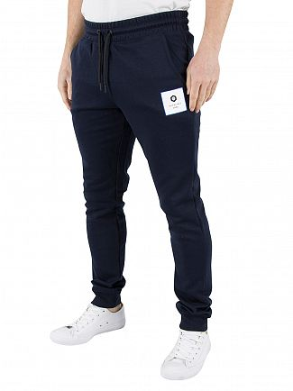 Jack & Jones Navy Blazer Radical Logo Joggers
