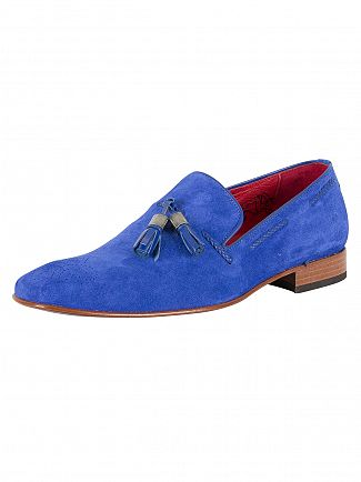 Jeffery West Cabra Ocean Jung Ocena Croste Suede Shoes
