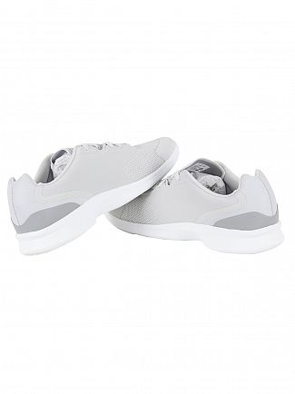 Lacoste Light Grey LTR 01 217 SPM Trainers