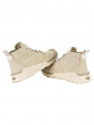 Palladium Sahara/Ecru Pallaville HI CVS Boots