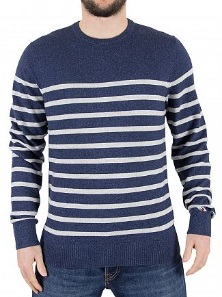Tommy Hilfiger Naz Striped Knit