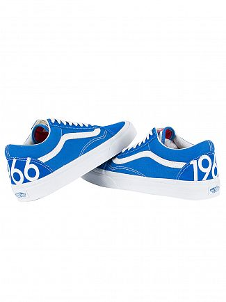 Vans Blue/White/Red Old Skool 1966 Trainers