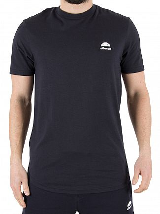 Ellesse Midnight Navy Italia Pescara Logo T-Shirt